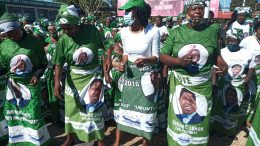 COVID-19 MEASURES DEFIED AS CAMPAIGNS BEGIN